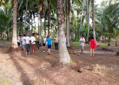 Film Shooting Progress At Kampung Agong