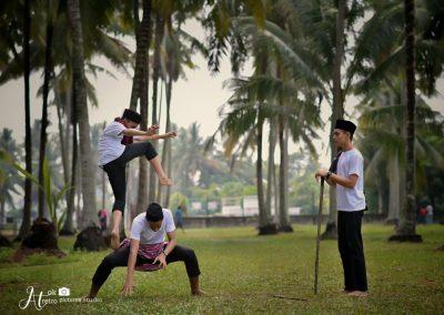 Photoshoot At Kampung Agong